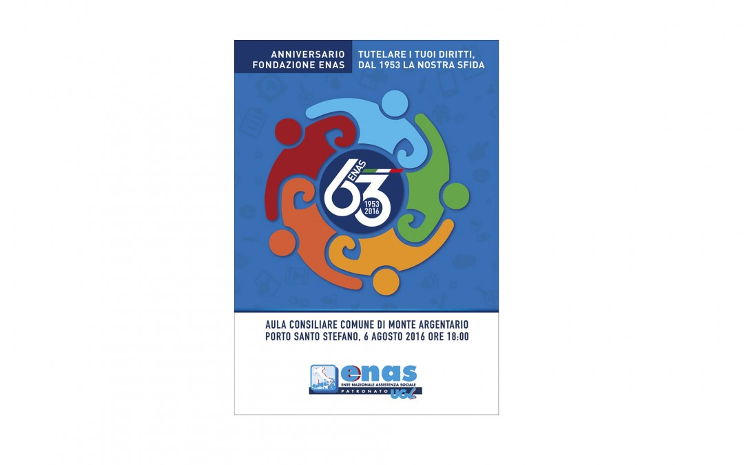 L'Enas Ugl celebra sessantatre anni di storia