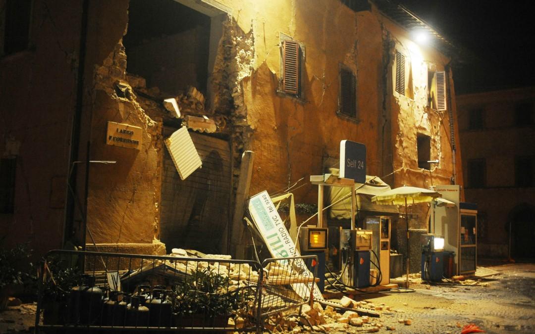 """Sisma, Capone: """"Solidarietà alle popolazioni colpite dal terremoto, accelerare Casa Italia"""""""
