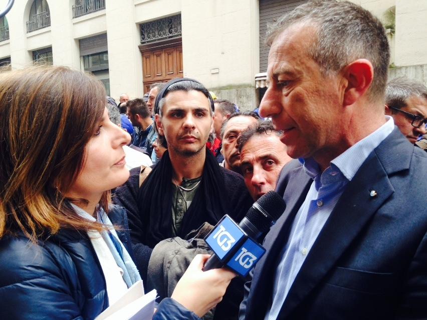 """Embraco, Spera:  """"Ci auguriamo nuove linee di difesa lavoratori da incontro con On. Borghezio"""""""