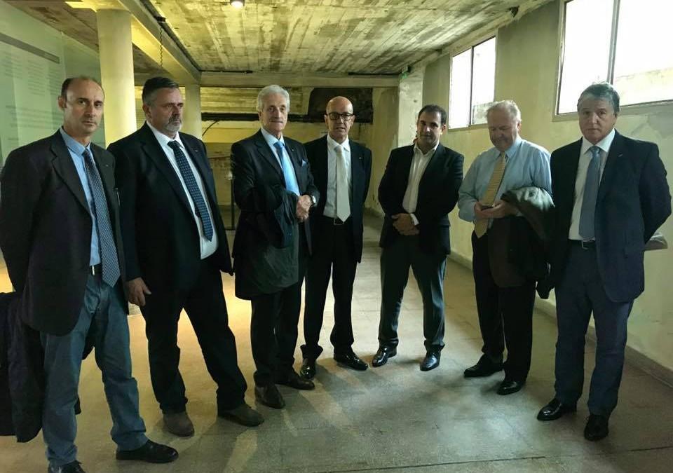 In Argentina Capone incontra rappresentanti del governo