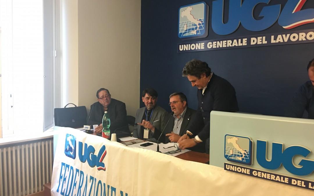 Ugl-Sanità: il Congresso Nazionale elegge Segretario Nazionale Gianluca Giuliano