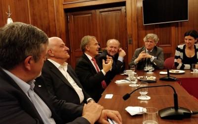 Al Palazzo del Governo di Buenos Aires e incontro con la Came