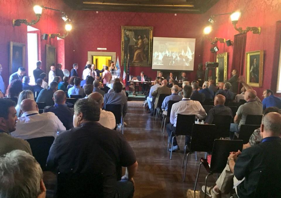 Congresso Ugl Roma, Ermenegildo Rossi eletto Segretario
