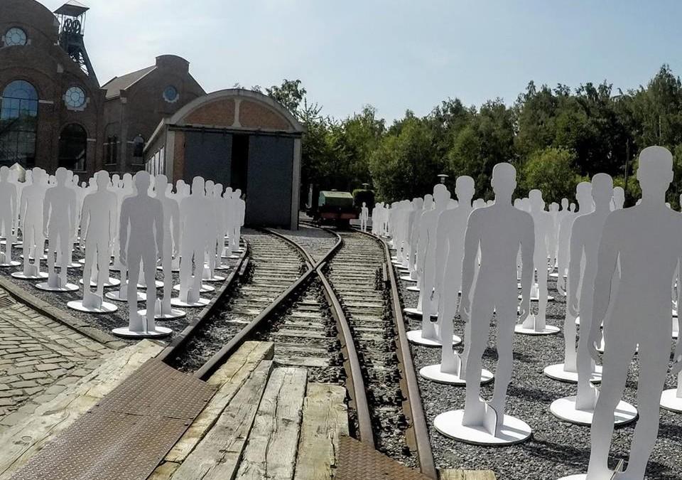 A Marcinelle nel ricordo dei 262 italiani scomparsi nella miniera (Photogallery)