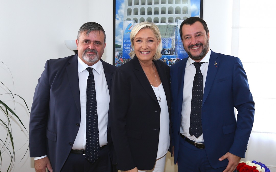 "UE, CAPONE: ""COSTRUIRE EUROPA PIU' GIUSTA E LONTANA DA BUROCRATI"""