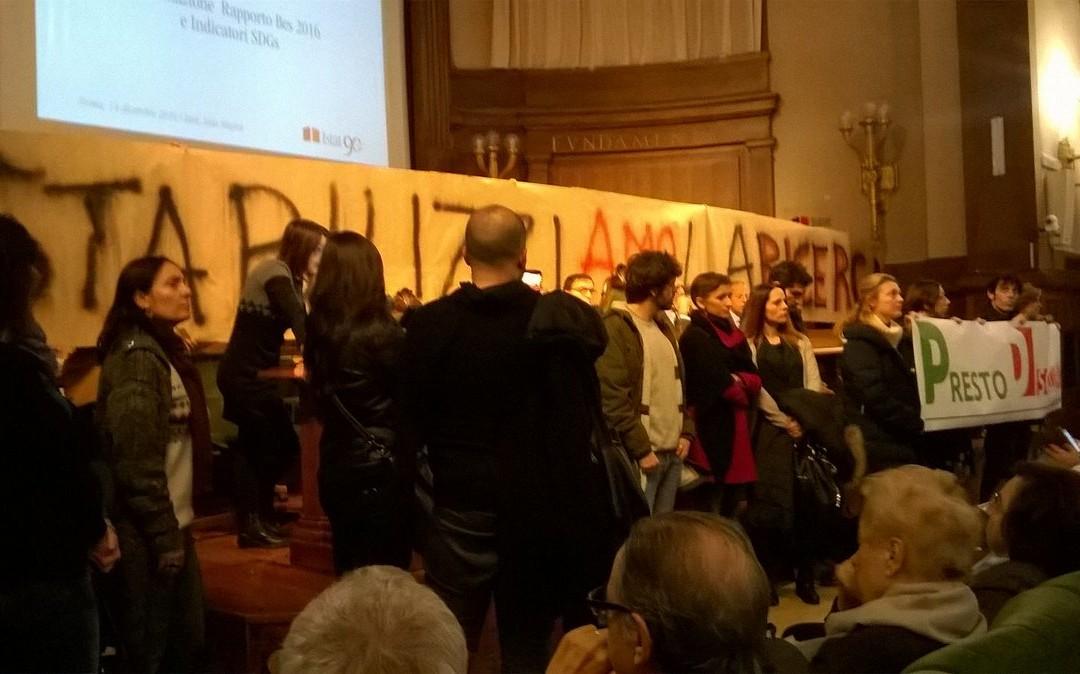 Chiediamo provvedimento urgente per stabilizzazione 350 precari Istat