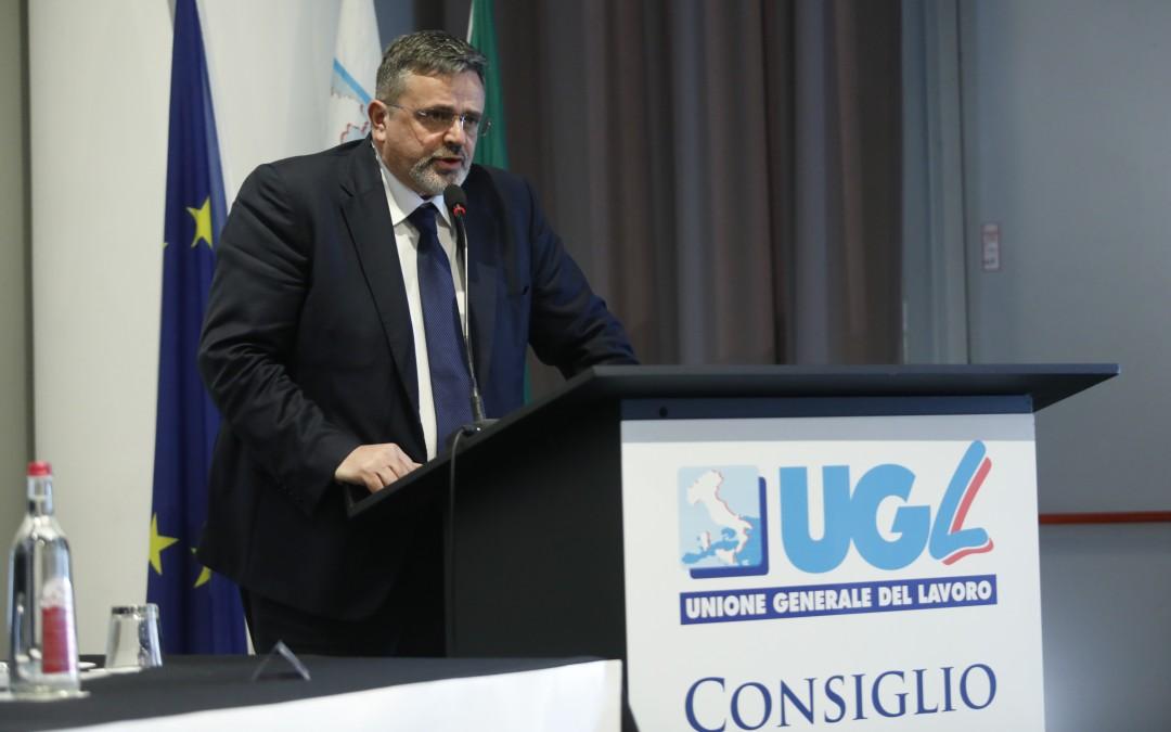 """CAPONE """"SODDISFATTI INGRESSO LAVORATORI IN GESTIONE IMPRESA ALCOA"""""""