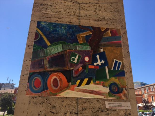 """#1maggioUgl, a #Latina la mostra """"Arte e Lavoro"""""""