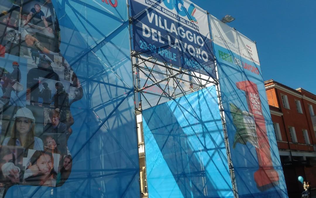 Oggi al via il Villaggio del Lavoro, tre giornate sul lavoro e sul futuro dell'Italia