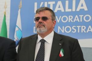 Il segretario generale dell'Ugl