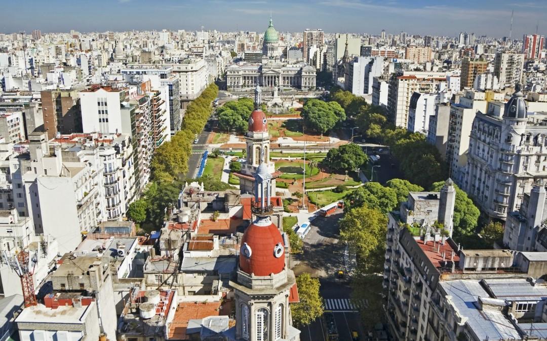 Delegazione Ugl in Argentina