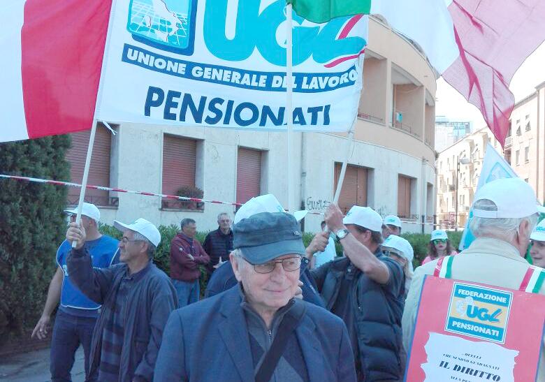 """Conferenza stampa dell'Ugl Pensionati: """"L'Inps che non conoscete"""""""