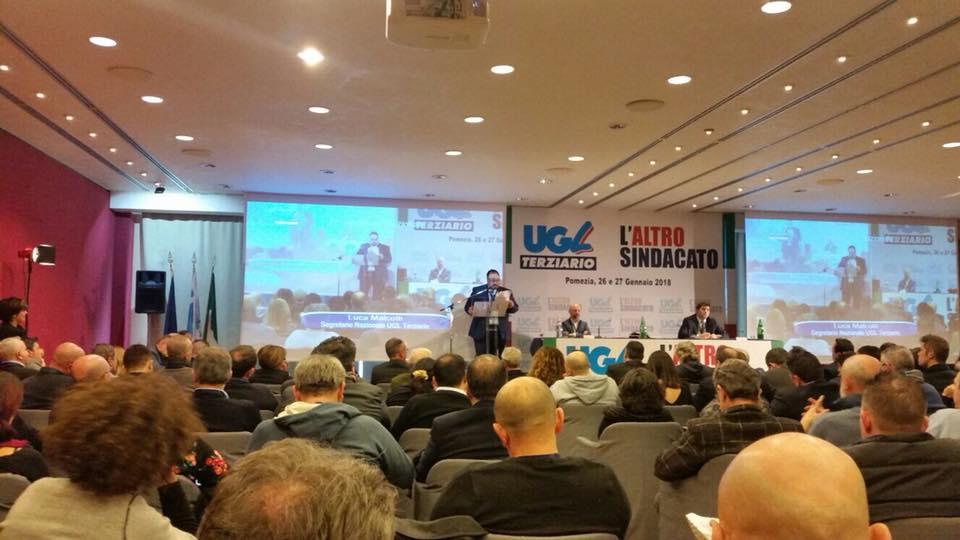 L'Ugl Terziario elegge Luca Malcotti Segretario Nazionale
