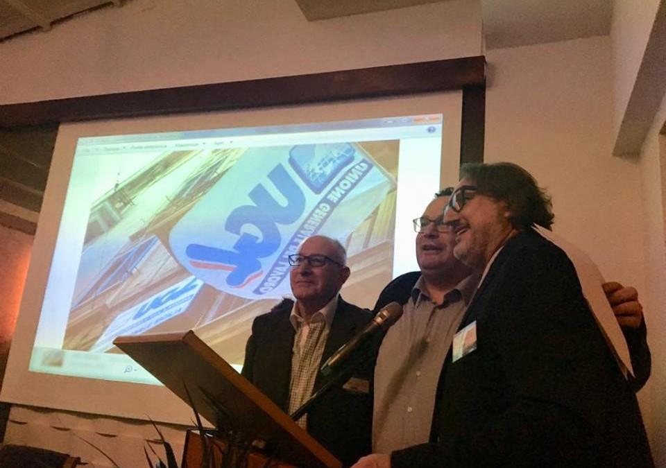 Il Congresso dell'Ugl Sicilia rielegge Giuseppe Messina Segretario