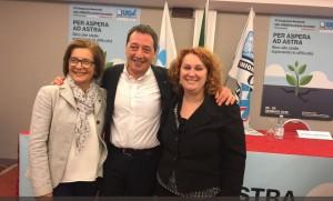 Il Segretario Nazionale dell'Ugl Credito, Piero Peretti