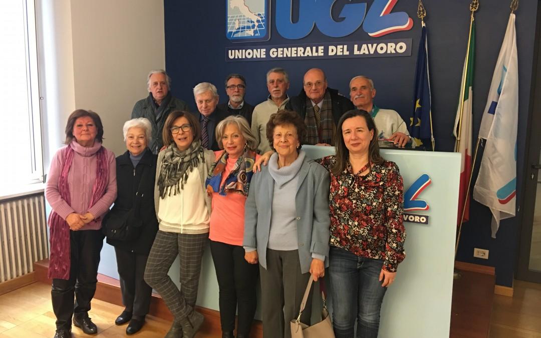 Riunito oggi il Comitato esecutivo Ugl Pensionati
