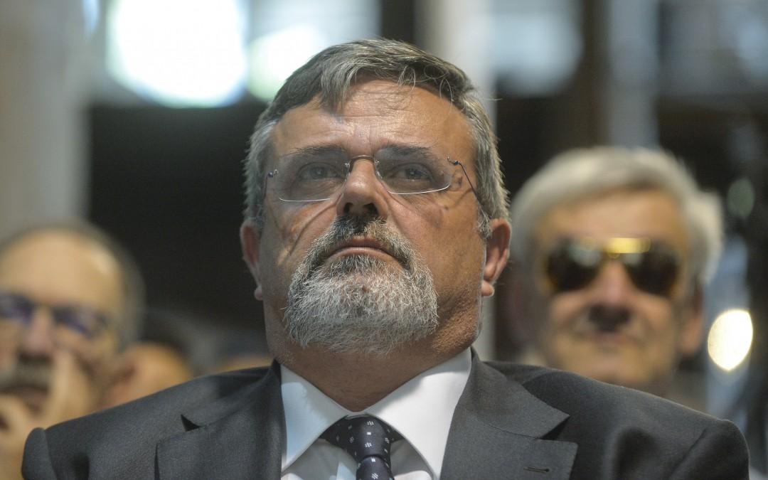 """""""Vicino alla mia città Terracina e al sindaco Procaccini"""""""