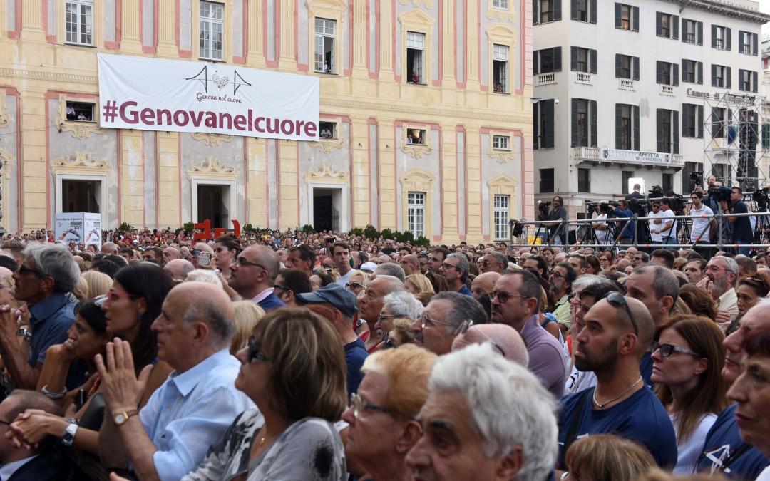 UGL ed ENI per Genova