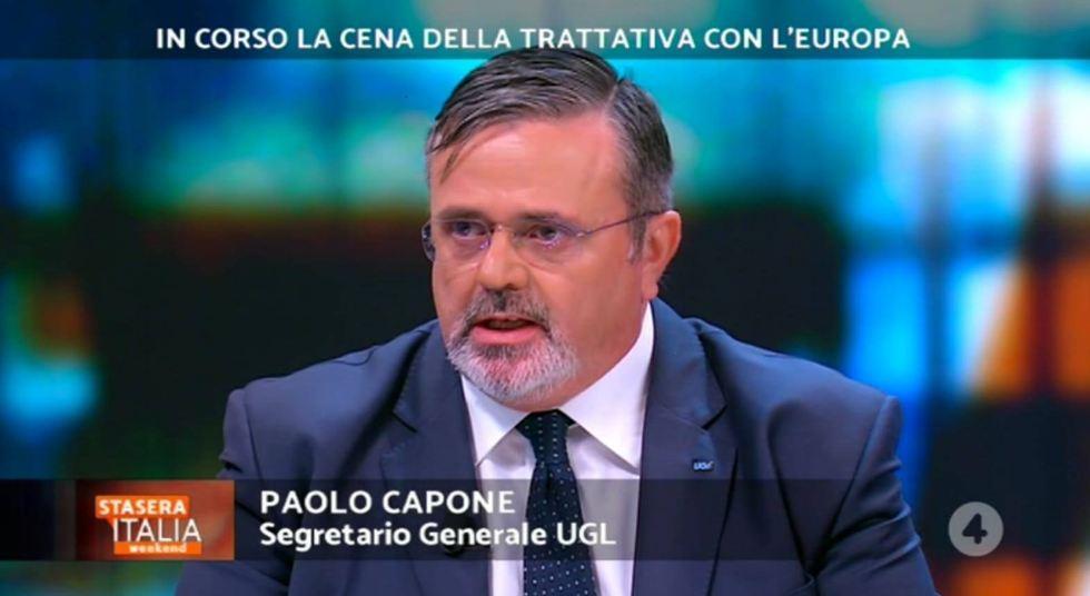 """ISTAT, CAPONE: """"PUNTARE SU OCCUPAZIONE STABILE PER COMBATTERE PRECARIATO"""""""