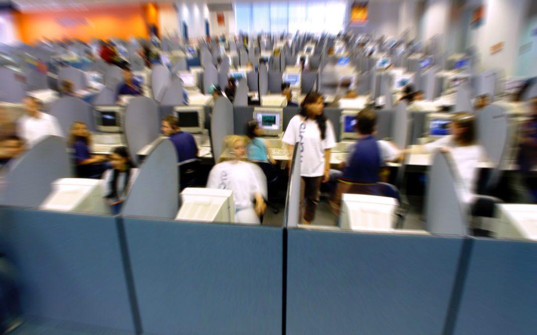 """Conti: """"Governo tuteli sicurezza lavoratori call center"""""""