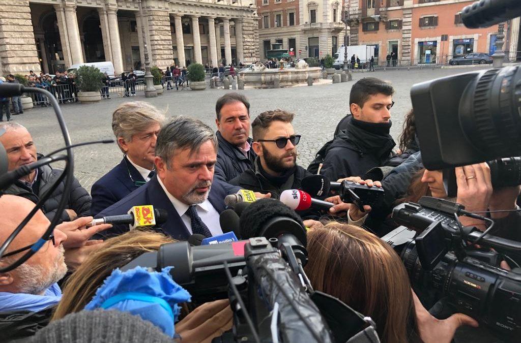 """""""BENE DISPONIBILITA' GOVERNO A TAVOLI CON SINDACATI"""""""