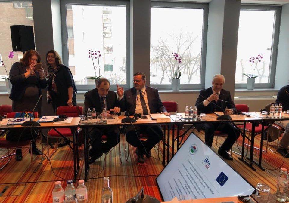 L'Ugl a Budapest per un seminario sul Trasporto pubblico