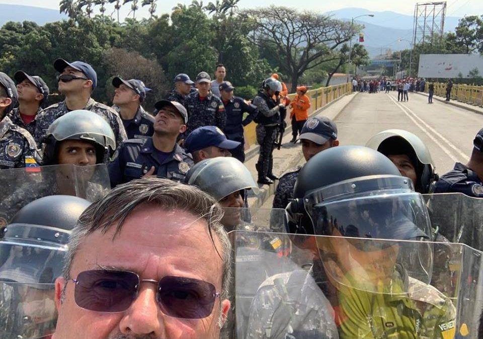 L'Ugl al confine tra Colombia e Venezuela #Oltreilsindacato