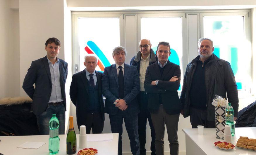 """Foligno, Favoccia:  """"Inaugurata nuova sede Ugl, obiettivo: il rilancio del territorio"""""""