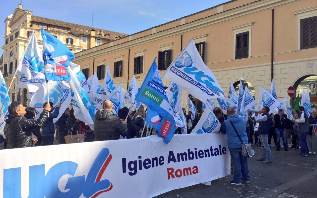 """Ccnl Igiene ambientale, Favoccia: """"Fermo da oltre 5 anni. Domani manifestiamo in piazza a Roma"""""""
