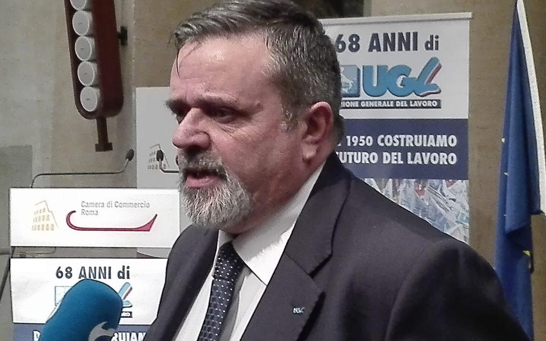 """DISOCCUPAZIONE, CAPONE: """"DATI POSITIVI SIANO STIMOLO PER NUOVO GOVERNO"""""""