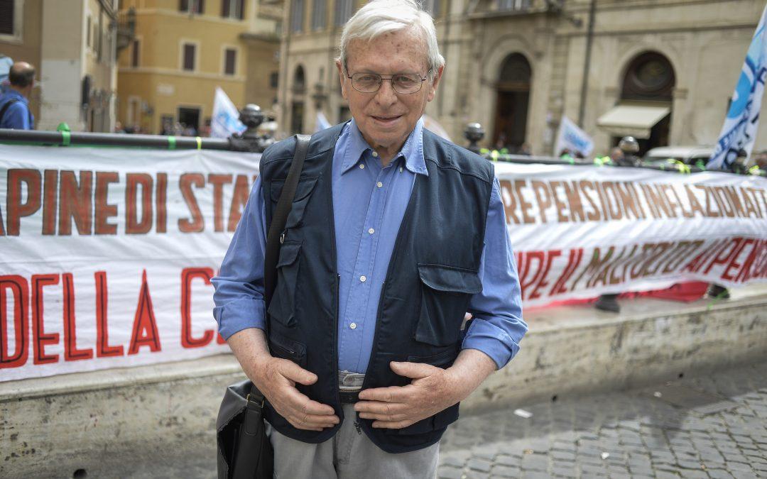 CONVEGNO UGL PENSIONATI: UOMINI E DONNE DELLA TERZA ETÀ NELL'ITALIA ASOCIALE