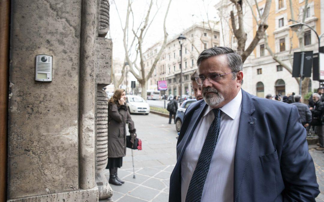 """EX ILVA, CAPONE: """"PREOCCUPATI DALLA SCELTA DI RECEDERE DAL CONTRATTO"""""""