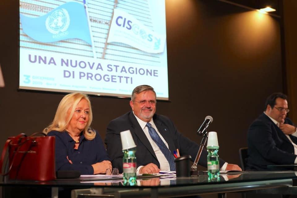 CISCOS-UGL: OTTIENE RICONOSCIMENTO STATUS CONSULTIVO ECOSOC (ONU)
