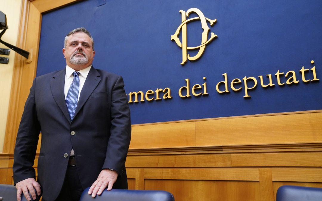 """TRENO DERAGLIATO, CAPONE: """"VICINO A VITTIME TRAGEDIA"""""""