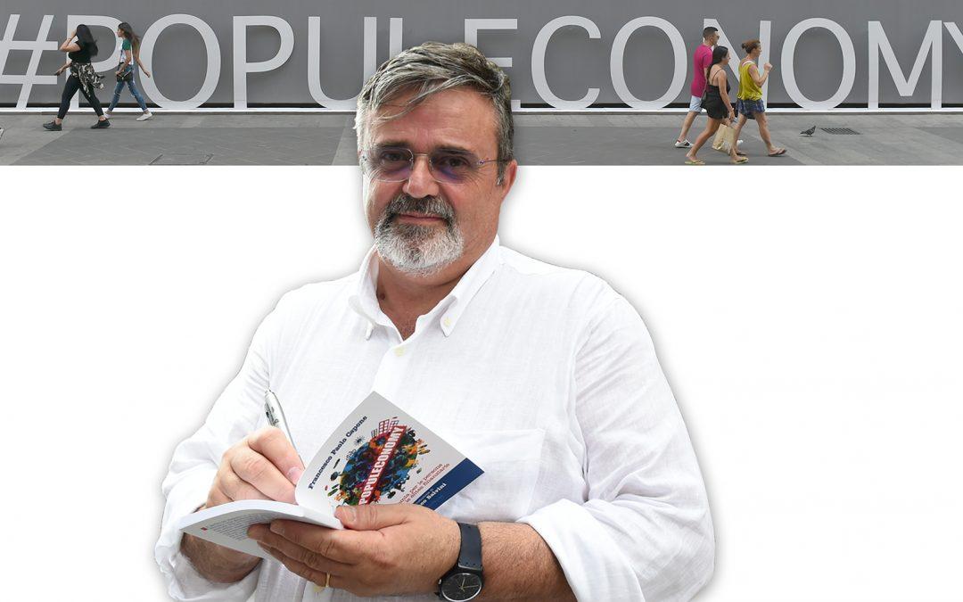 VENERDI' PRESENTAZIONE #POPULECONOMY DI CAPONE A PIACENZA