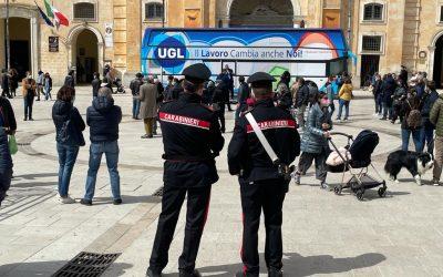 """CAPONE: """"UN RINGRAZIAMENTO A TUTTE LE FORZE DELL'ORDINE"""""""