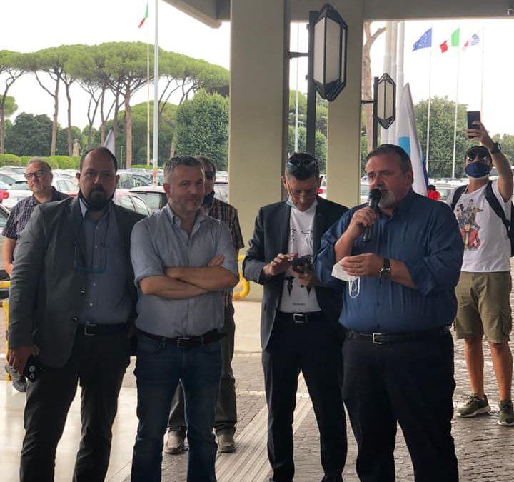 """""""NO AI TAGLI INDISCRIMINATI AL CONTACT CENTER INPS"""""""