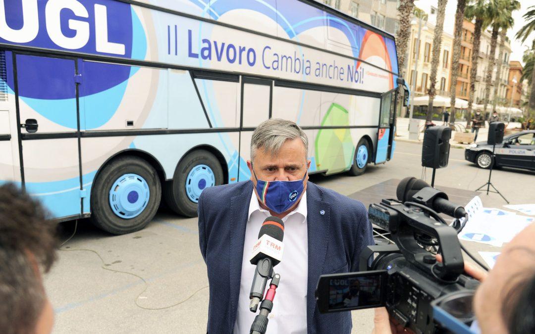 """Green Pass, Capone: """"No a meccanismi repressivi e nuovi licenziamenti"""""""